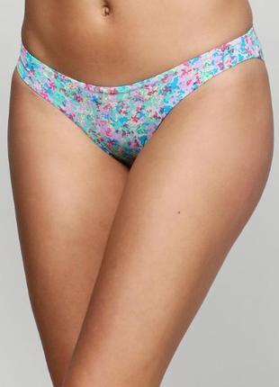 Цветные купальные трусики-плавки women'secret