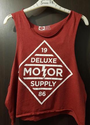 "Майка-топ ""motor"""