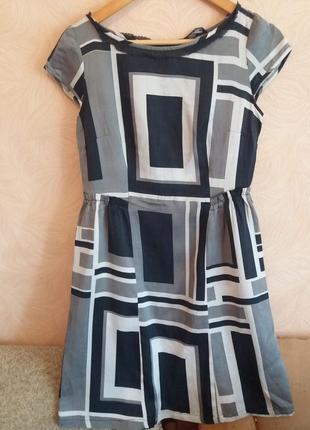 Легкое  летнее  платье  фирмы tatuum