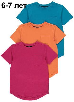 В наличии.футболка,george, 6-7 лет, 116-122 см
