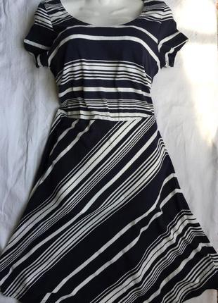 Отличное легкое платье s-m (44-46)