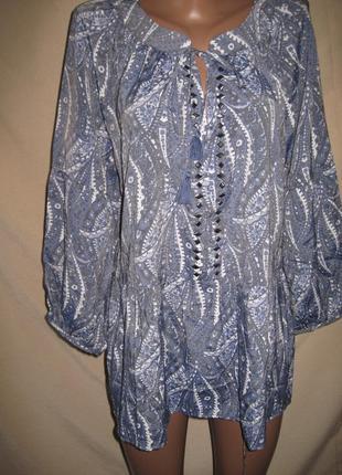 Отличная блуза liz claiborne р-рxl.