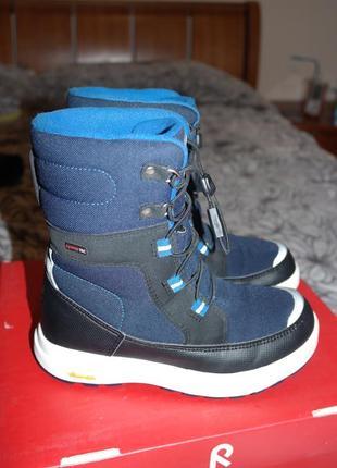 Зимние сапоги, ботинки reima 33-34