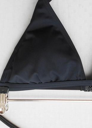 Черный верх от купальника 🌿2 фото