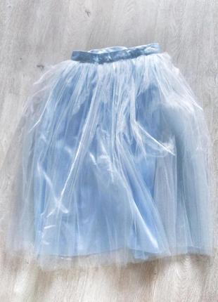 Фатиновая юбка, пачка