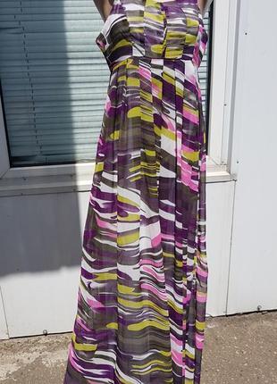 Легке шифонове плаття