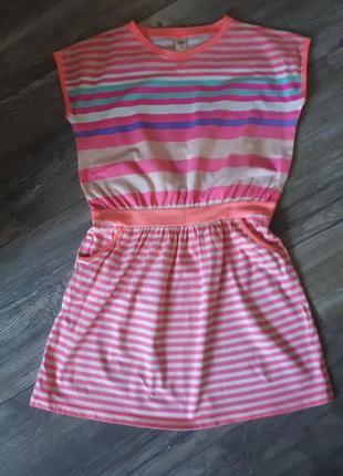 Платье легкое летнее хлопок!