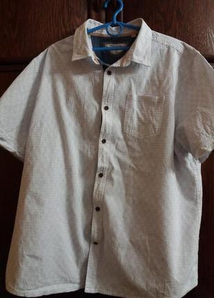 Муж.рубашка-mantaray-xl