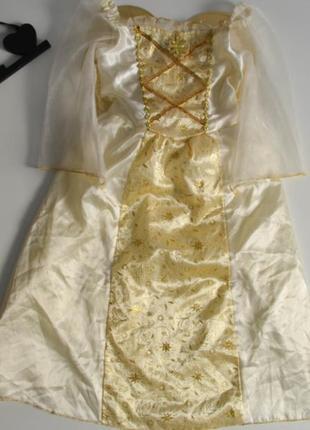 Платье ангела на 3-4г.