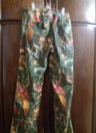 Трендовые брюки бренд-tommy hilfiger  ж24 фото