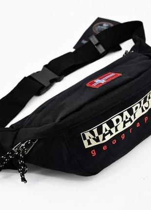 Поясна сумка napapijri black