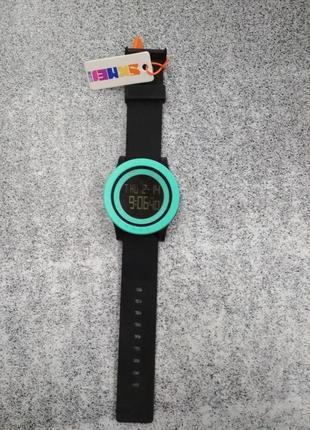 Силіконовий електронний годинник