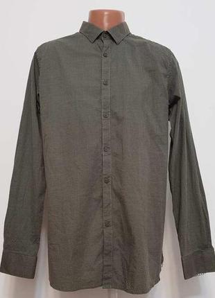 Рубашка luxury vintage dstrezzed, как новая!
