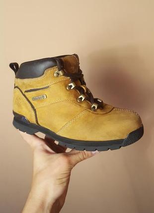 Ботинки timberland splitrock 2  a127j оригинал нат кожа