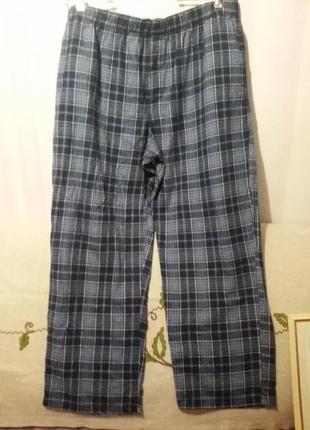 Отличного качества котоновые штаны  (поб-67 см)