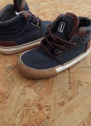 Ботинки next 20-21 4 размер