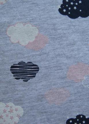 Пижама tu, 100% хлопок, размер 12, новая с этикетками6 фото