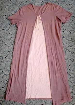Платье-обманка для сна или отдыха