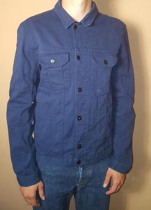 Пиджак джинсовый жакет куртка religion