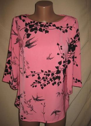 Красивая блуза warehouse р-р10