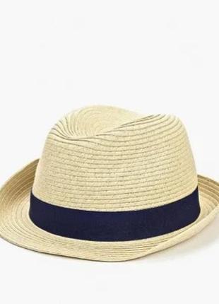 Плетеная соломенная шляпа termit панама канотье унисекс!