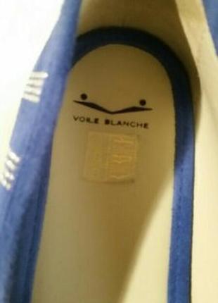Балетки voile blanche new.2 фото