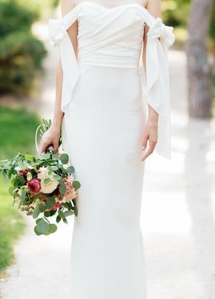 Весільна сукня totalwhite