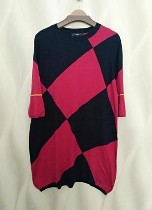 Интересный тонкий свитерок р.201 фото