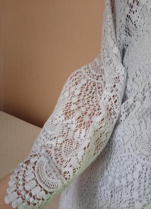 Чудова сукня ніжно блакитного коліру.2 фото