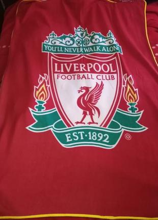 Плед fc liverpool