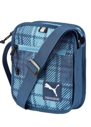 Новая сумка мессенджер puma . оригинал.