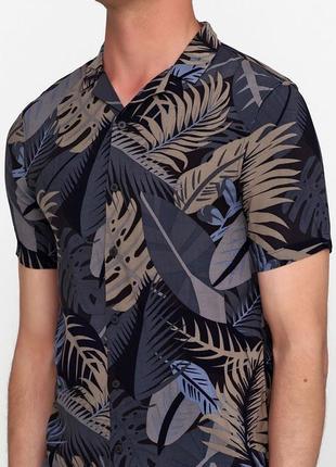 Гавайская рубашка h&m !