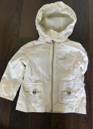 Детская куртка - ветровка  lupilu