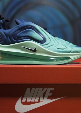 Стильные кроссовки ❤nike air max 720 sea forest❤