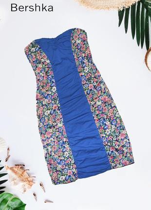 Платье коктейльное bershka