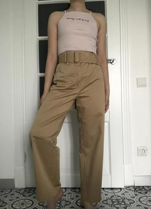 Ідеальні штани прямого крою