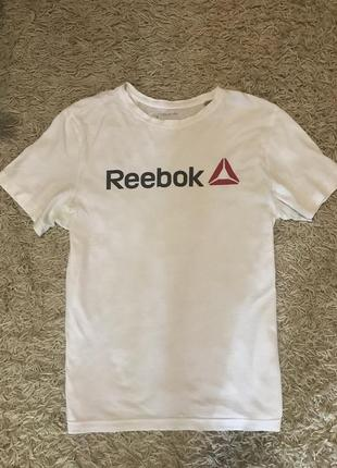 Футболка reebok big logo