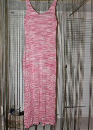 Длинное платье в пол next