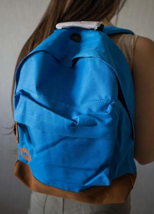 Рюкзак mi-pac синий