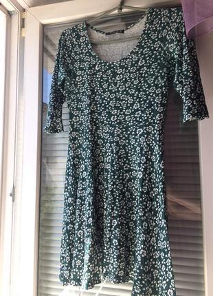 Летнее платье1 фото