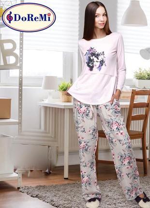 Doremi soft style пижама женская