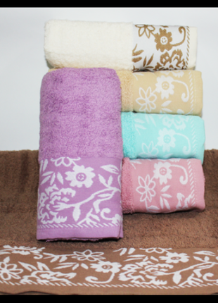 Набор махровых полотенец febo