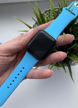 Силіконовий ремінець sport band для apple watch