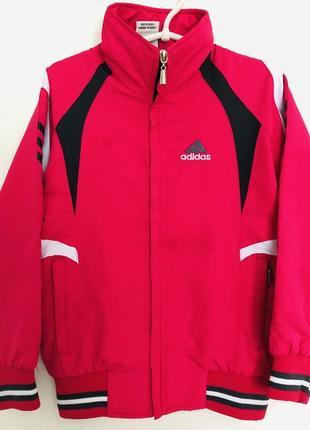 Лёгкая куртка,ветровка,мастерка adidas,оригинал
