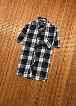 Рубашка с коротким рукавом topman