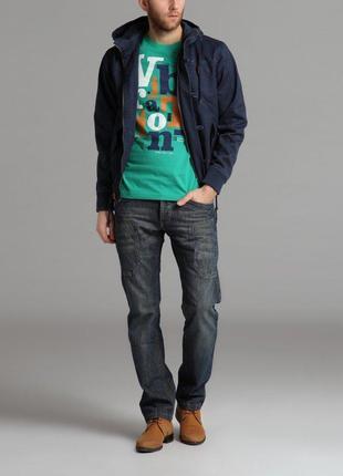 Модная мужская куртка ветровка ( troll )top secret