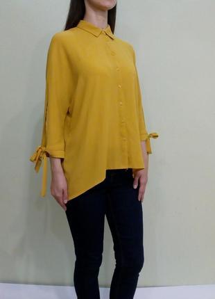 Блуза свободного кроя1 фото