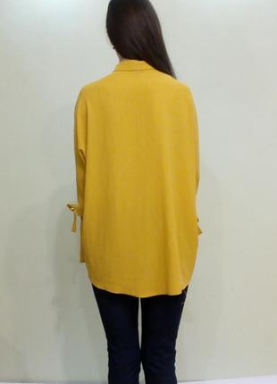 Блуза свободного кроя3 фото