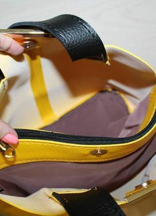 Новая шикарная яркая сумка5 фото