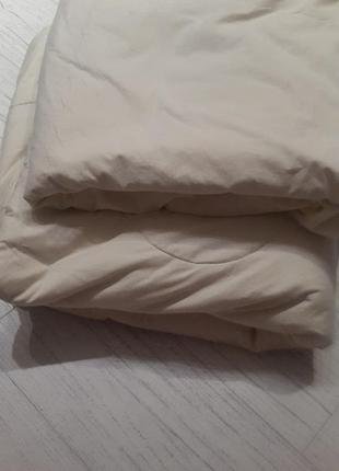 Шерстяное одеяло семейное 200х220см